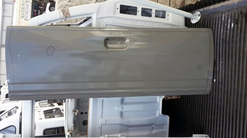GWM Tailgate Shell New LWB-1