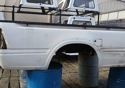 Isuzu 1998 2004 Long Wheel Base Loading Bin