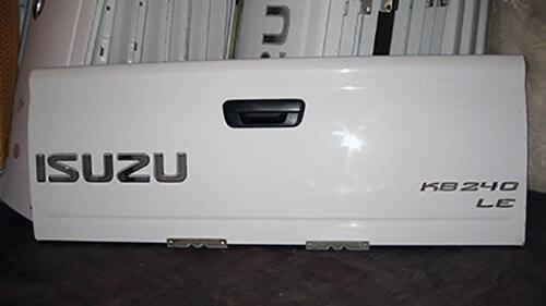 Isuzu Double Cab Tailgates 2006/2012-1