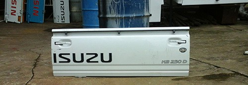 Isuzu Go Big 2006-2012 Tailgate Second Hand - Used