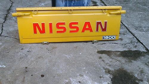 Nissan 1 Tonner Tailgates 1991-2016 - 7