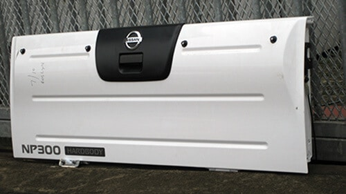 Nissan Double Cab Tailgate 2005/2013