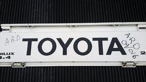 Toyota Hilux 1995-1997 YN Series Tailgate-3