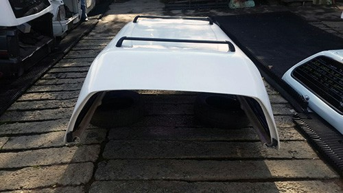 Ford 2005-2012 Bantam Rocam Half Door Canopy Second Hand 5