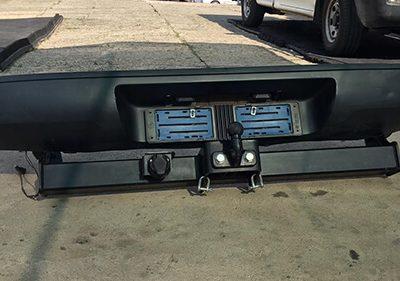 Ranger 2018 T6 Rear Bumper And Tow Bar (New Original)